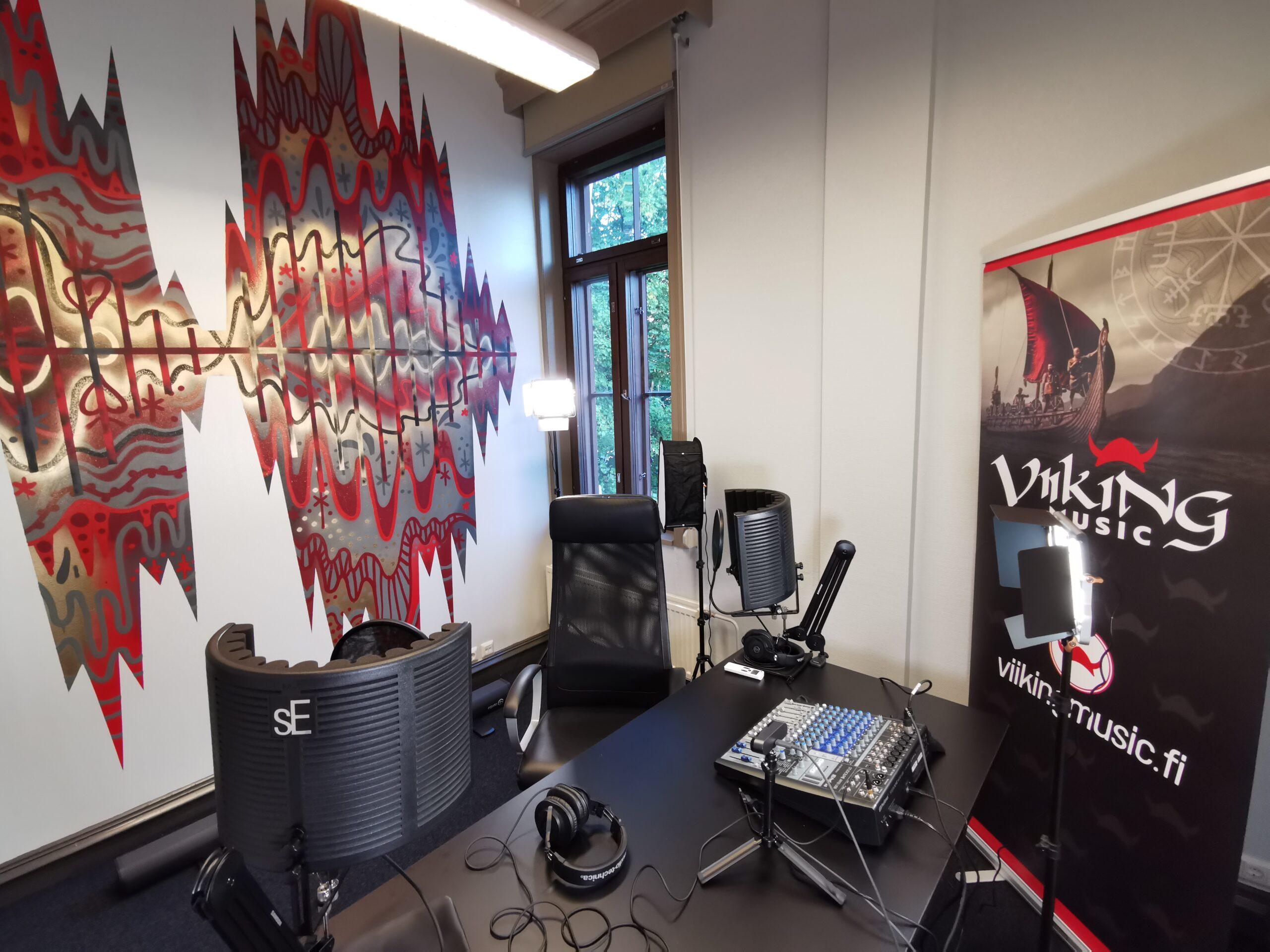 Viiking Music Studio
